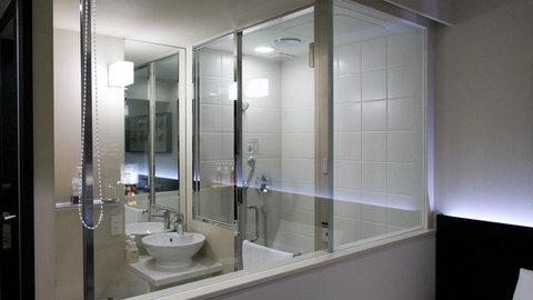レム秋葉原のシャワールーム
