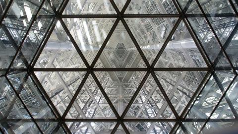 福岡タワーの中心部