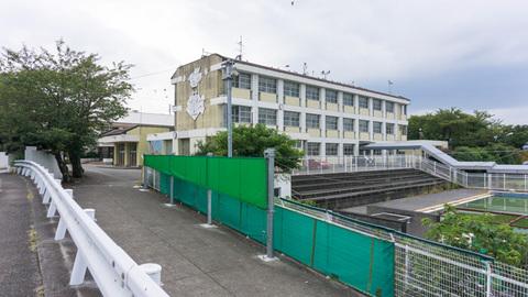 長井崎中学校前