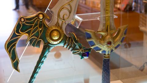 天空の剣と王者の剣