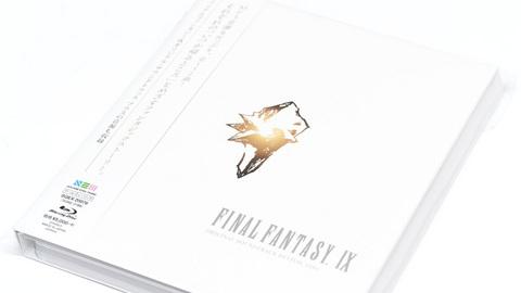 「FINAL FANTASY IX」映像付きサウンドトラック