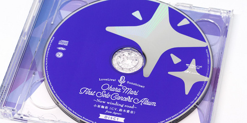LoveLive! Sunshine!! Ohara Mari First Solo Concert Album 〜New winding road〜