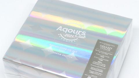 Aqours CLUB CD SET 2021