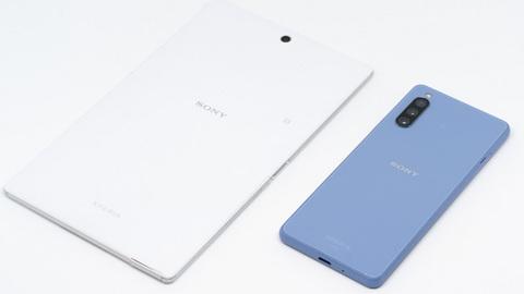 Xperia Z3 Tablet Compact / Xperia 10 iii