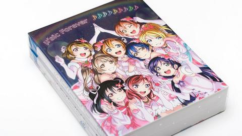 「ラブライブ!μ's Final LoveLive! ~μ'sic Forever♪♪♪♪♪♪♪♪♪~」Blu-ray