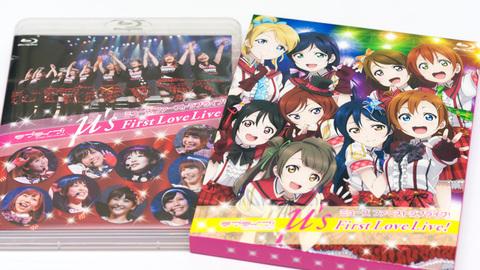 μ's First LoveLive! Blu-ray