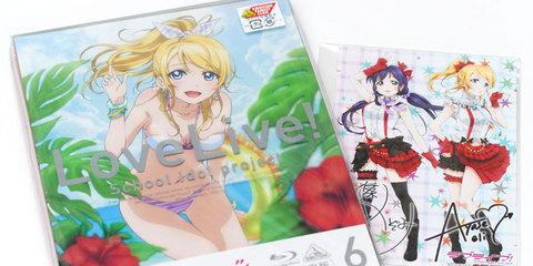 「ラブライブ!」Blu-ray第6巻