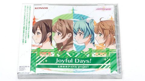 ときめきアイドルProject「Joyful Days!」
