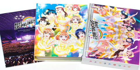 「Aqours 5th LoveLive! ~Next SPARKLING!!~」Blu-ray