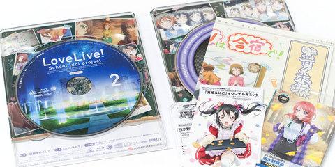 「ラブライブ!」2nd season Blu-ray第2巻