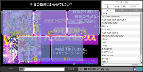 ニコ生ラブライブ!アワー のぞほの☆バラエティボックス 第5回